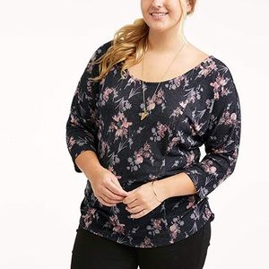 Faded Glory Plus Size Top